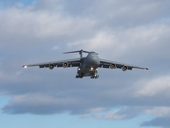 C-5 Galaxy CYTR (Peter Brown 130J_TCM) Tags: wing 8 galaxy patriot lockheed usaf c5 trenton cfb afrc 70037