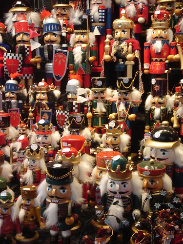 Invasion of the nutcrackers