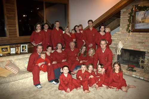 Melchin Family Christmas 2007