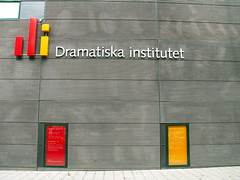 Stockholm - University College of Film, Radio, Television and Theatre (jaime.silva) Tags: arquitetura architecture arquitectura searchthebest sweden stockholm architektur sverige architettura architectuur arkitektur mimari arkkitehtuuri architektura contemporaryarchitecture  arhitektura bouwkunde bouwstijl arhitectura arkitektr architektra architektra baustil dramatiskainstitutet ptszet august2007 konicaminoltaz3 arhitektuur modernarchitecure  colourartaward arhitektra architektonik