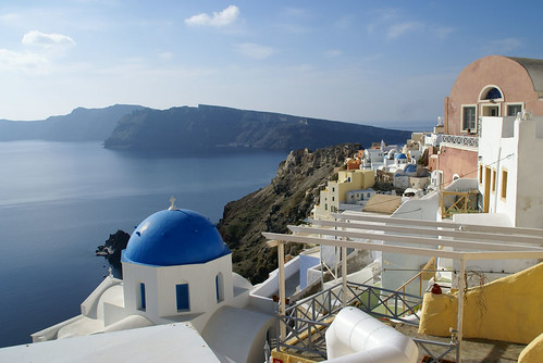 Noerthern picturescape of Oia