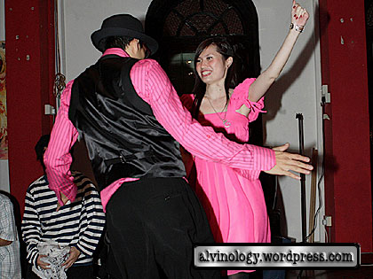 shaun and carol dancing