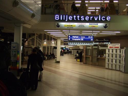 Flygbussarna terminal