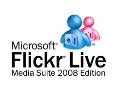 Microsoft Flickr Live