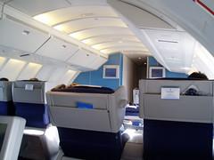 KLM 747-400C Biz Class Upper Deck (74salt) Tags: plane airplane inflight cabin asia interiors kul aircraft airplanes jakarta planes airbus kualalumpur boeing klm airlines pudong kl combi klia boeing747 747 onboard jkt aircrafts 747400 businessclass cabins 744 boeing747400 skyteam aerotagged klmasia 74m 747406 747400c aero:man=boeing aero:series=400 aero:model=747 aero:airline=klm boeing747406 aero:series=406