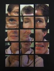 Mum | Inspired by David Hockney