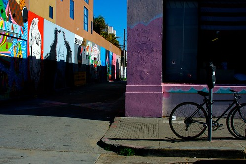 color alley