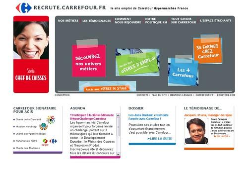 Carrefour-recrutement