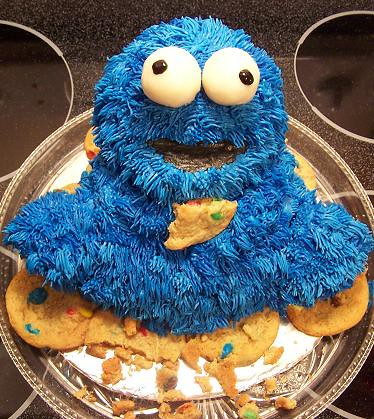 cookiemonster by jeweliegwen from Flickr
