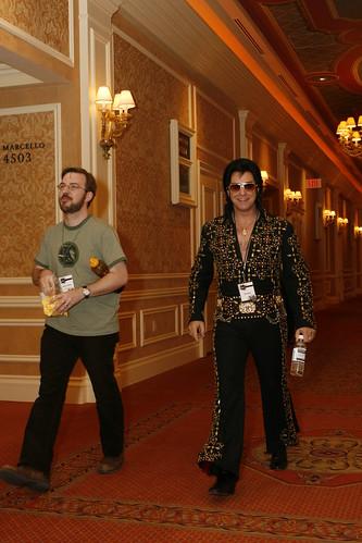 ¡Elvis en MIX 08!