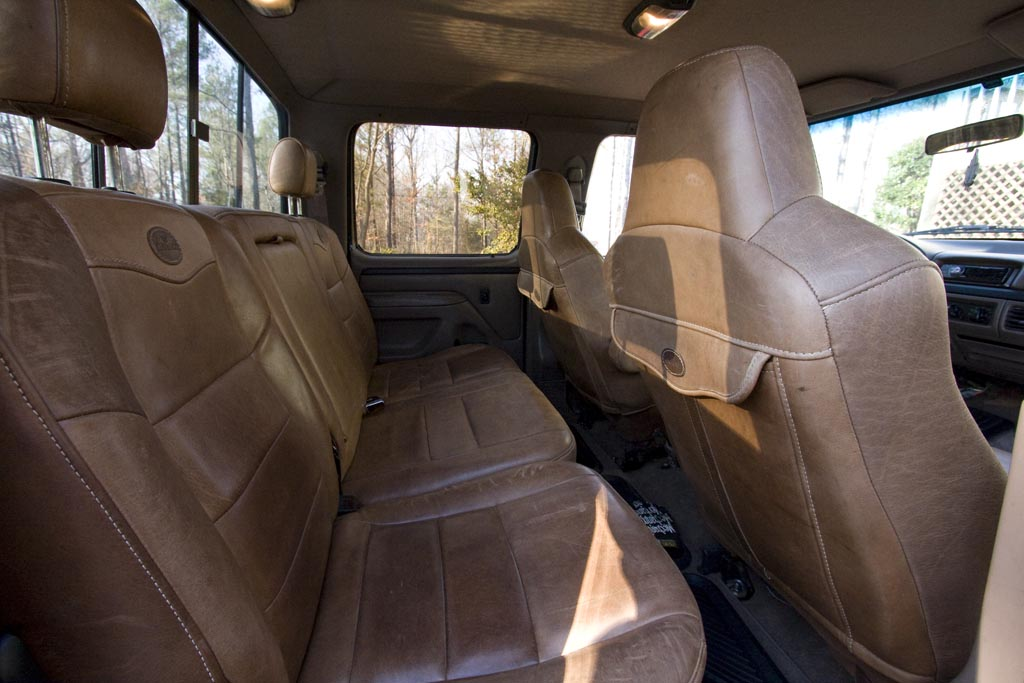 King Ranch Seats In 1997 F350 Diesel Forum