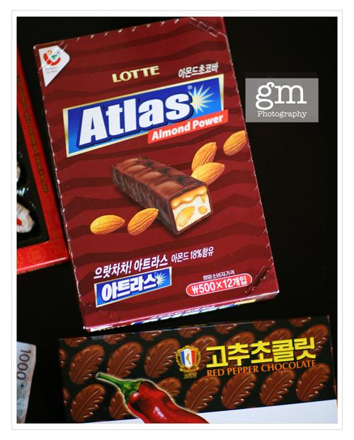 Some sort of Korean Milky way?