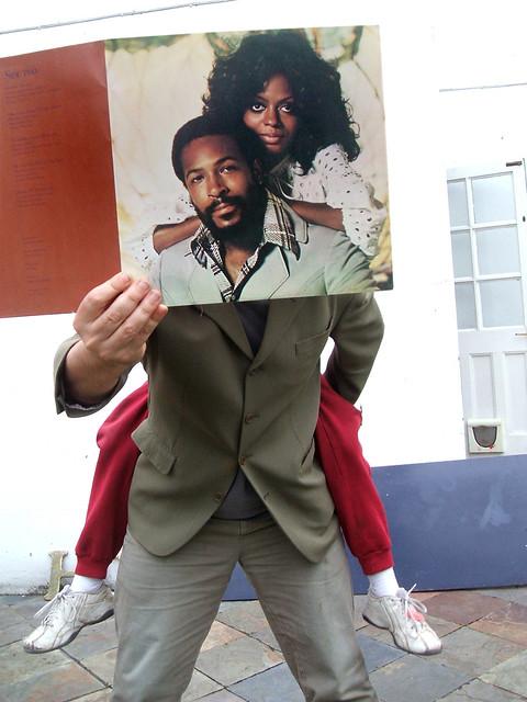 Diana Ross / Marvin Gaye : Diana & Marvin (gatefold inner)