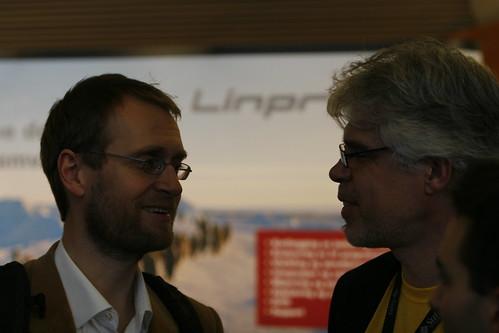 Kristian Foss og Bjørn Venn