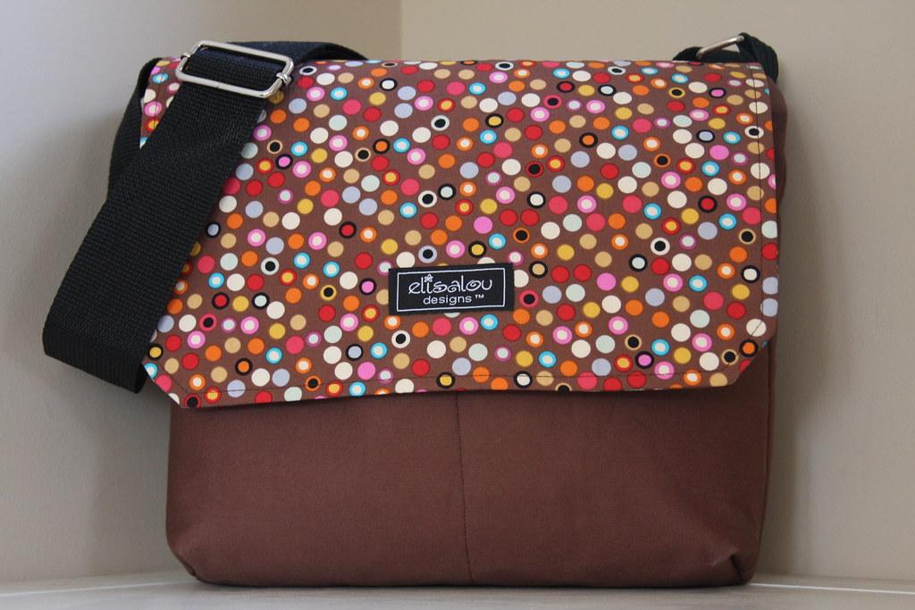 Elisalou Small Messenger Bag