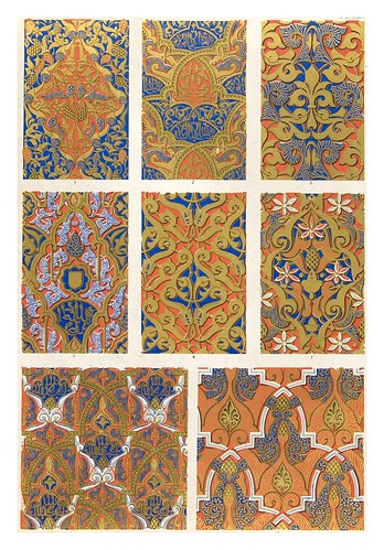 Ornamentos arabes