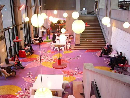 Lacaton and Vasaal- Palais de Tokyo, 2001
