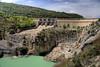 Presa de Mediano (basajauntxo) Tags: rio spain huesca central aragon electricidad presa embalse energia cinca mediano samitier hidroelectrica basajauntxo