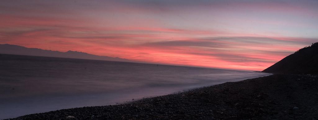 Earth meets sky, Ebeys landing, Whidbey island