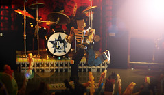 March Out Of The Darkness (Dave Shaddix) Tags: rock concert lego band paparoach miniland