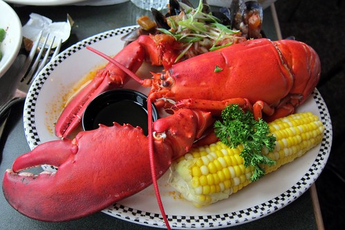 Lobster and friends