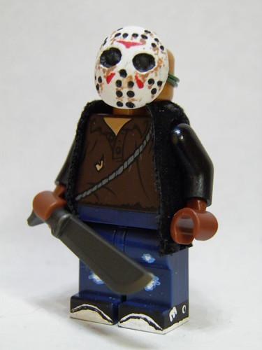 Custom minifig Jason custom minifig