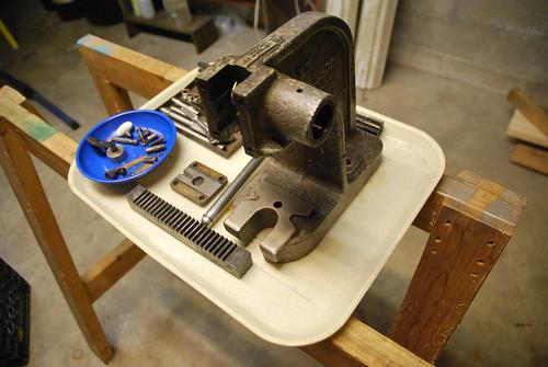 Dake No. 001 Arbor Press