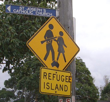 Refugee Island Australian Political Culture Jamming