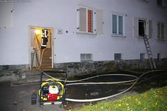 Küchenbrand Eibenstraße 24.10.07