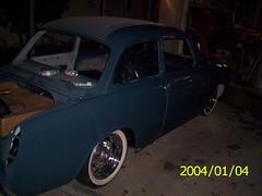 100_6709 (ssbielman) Tags: vw volkswagen notchback azurblau