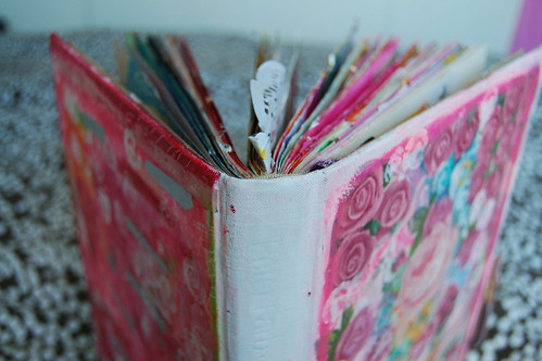 Altered book tutorial