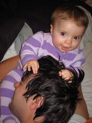Penelope Pulls Hair