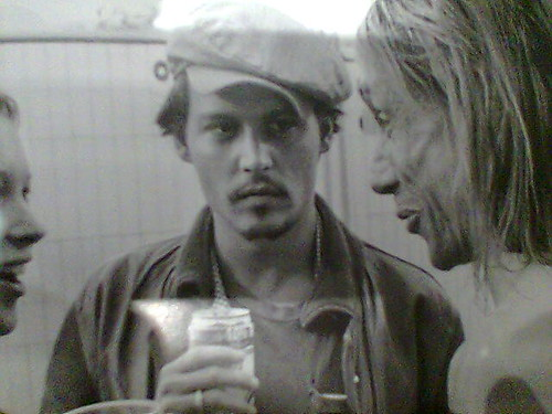 kate moss johnny depp photoshoot. o Nariz da Kate Moss, Johnny