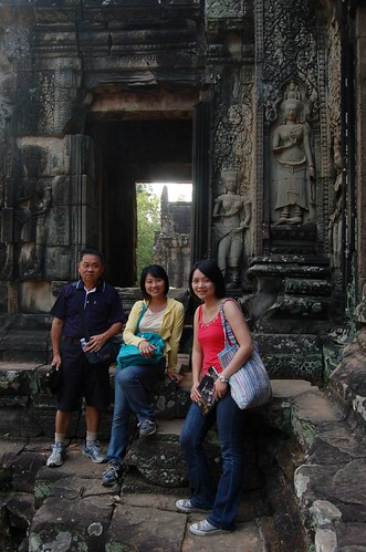 Thommanon 塔瑪儂神廟