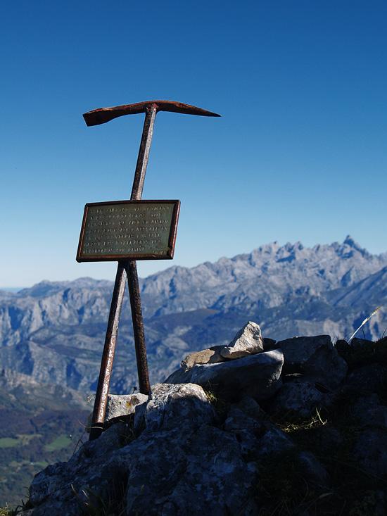 Un balcón a los Picos de Europa