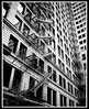 Escape Repeated (fensterbme) Tags: city family urban blackandwhite bw chicago interestingness personal fireescape l 5d daytrip chicagotrip zoomlens 2470mm fensterbme canon2470mm interestingness103 i500 canonllens canon2470mmf28l personalthanksgiving explore24nov07 dayafterthanksgivingchicagotrip missthiscity
