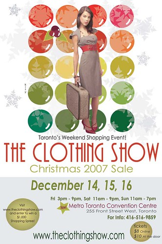 the clothing show