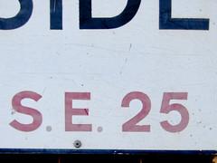 Picture of Locale SE25
