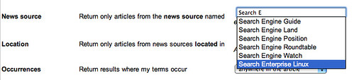 Google News Improves Source