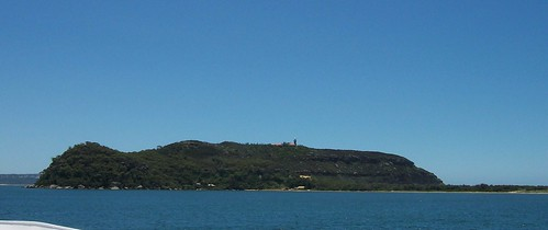 Barrenjoey Head from the Palm Beach ferry