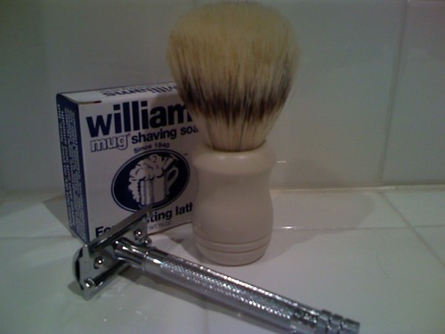 New Shave Kit