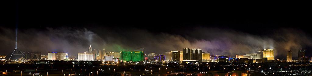 Post-apocalyptic Vegas
