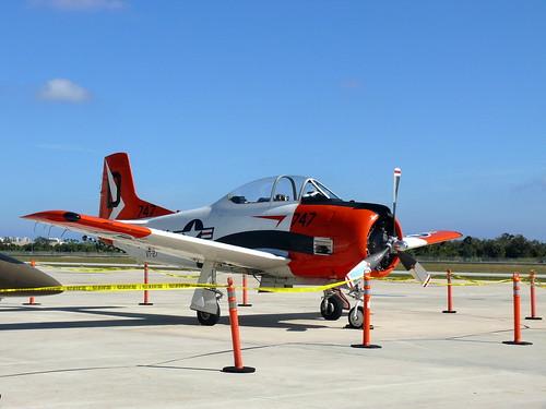 Warbird picture - T-28 'Trojan'
