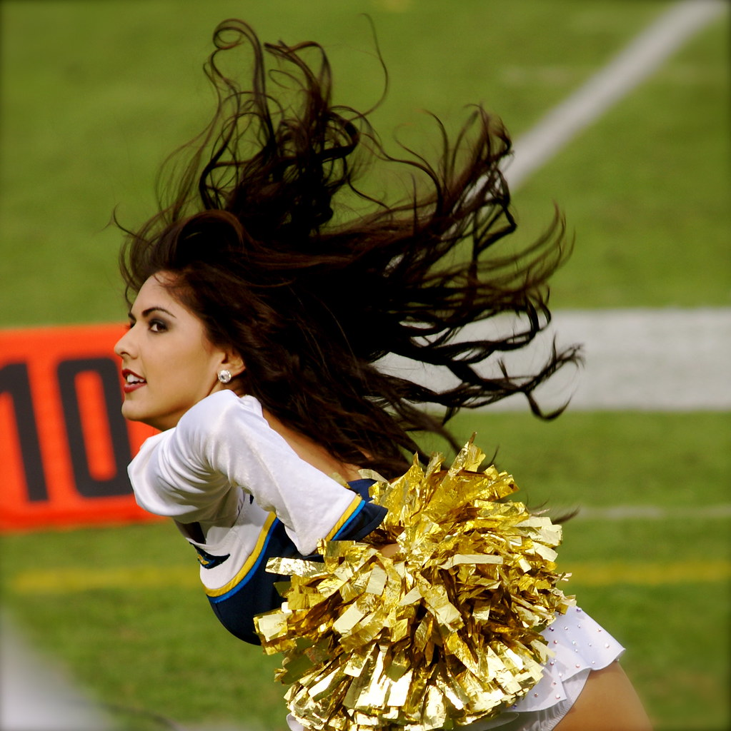 San Diego Chargers Cheerleaders Roster: The World's Best Photos By Mark Ramelb Photography