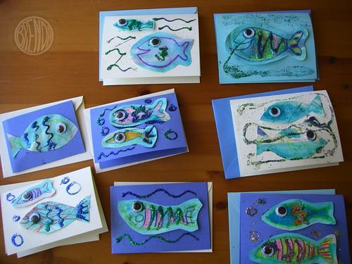 fish cards!