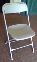 Light Grey Chair