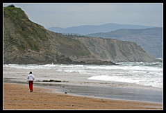 Footing (dayangchi) Tags: playa soledad bizkaia paisvasco footing aplusphoto ltytr2 ltytr1 ltytr3 ltytr4 platinumheartawards a3b dayangchi
