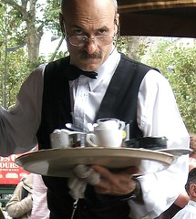My Favorite Parisian Waiter