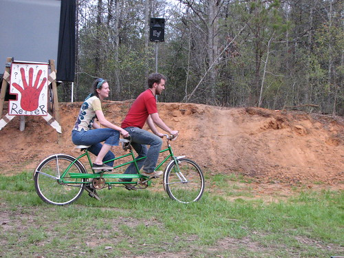 bicycle. built. for two.