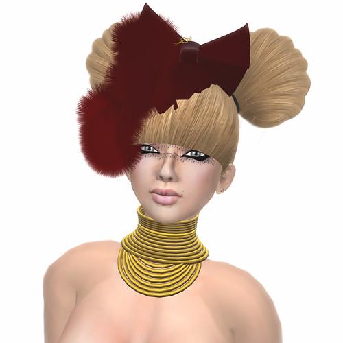 test skin&Chapeau tres Mignon3